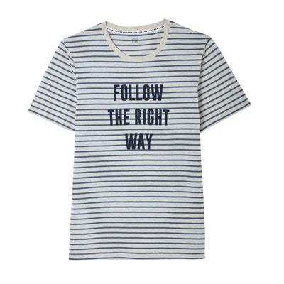 c56762ecf0ca T-shirt homme pas cher - La Redoute Outlet