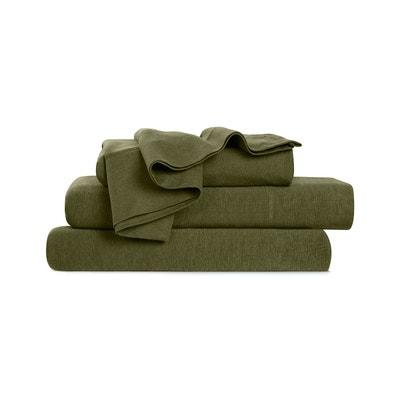 Drap plat Modern Cotton Body Moss CALVIN KLEIN HOME d88b4211e8c