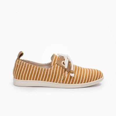 Sneakers femme marron | La Redoute