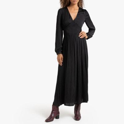 Robe Droite Noire Chic La Redoute