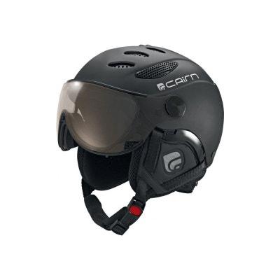 Casque de ski mixte CAIRN Noir Mat COSMOS CHROMAX Noir Mat 55 57 Casque de 623db774c074