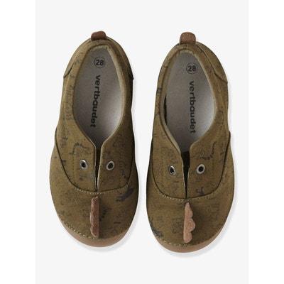 56d789023d7da Chaussons garçon - Chaussures enfant 3-16 ans Vertbaudet