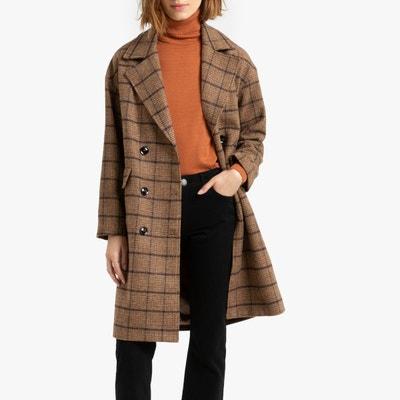 nouvelle collection 0f903 d677f Manteau femme | La Redoute