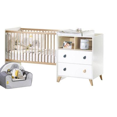 Lit bebe bois blanc | La Redoute