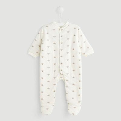 36f485f889879 Pyjama bébé fille 0-3 ans Boutchou