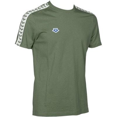 ab2d4ccca0 Team - T-shirt manches courtes Homme - vert Team - T-shirt manches