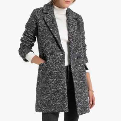 Manteau femme bleu roi pas cher