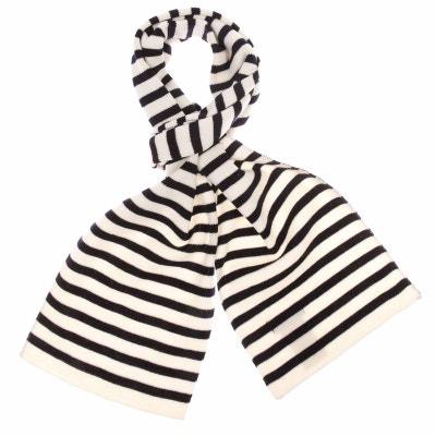 5f2114111e72 Echarpe homme laine et soie en solde   La Redoute