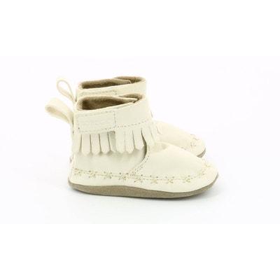 check-out 6f2d7 650ca Chaussons enfant semelle blanc | La Redoute