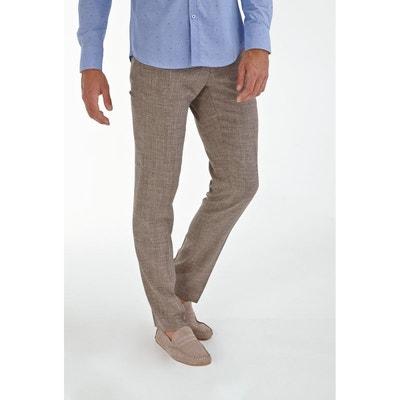 100 Lin Pantalon Redoute Redoute HommeLa Lin 100 Pantalon HommeLa Pantalon L3cjAq54R