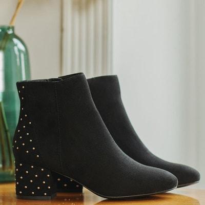Boots, bottines femme en solde   La Redoute