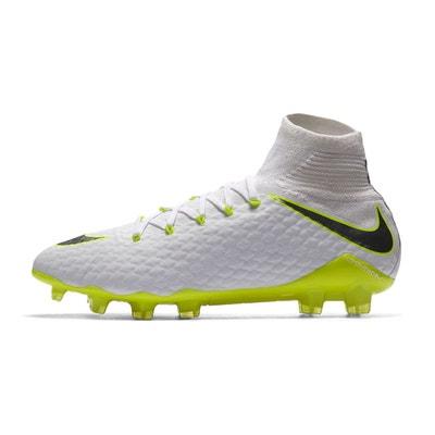 ee163dbab Chaussures football Nike Hypervenom Phantom III Pro DF FG Blanc Chaussures  football Nike Hypervenom Phantom III