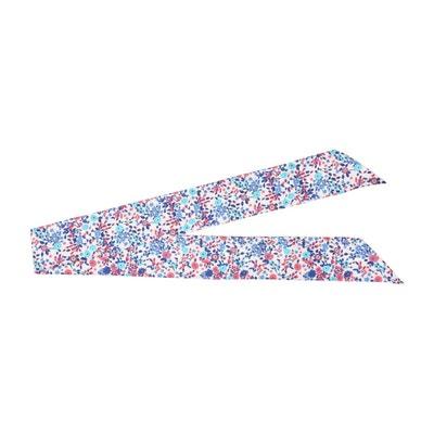 Mini foulard imprimé petite fleur en twill de soie TIE RACK 067f2171217