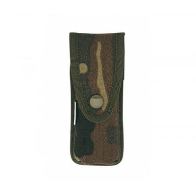 98b00098e45 Etui Ceinture reglable en Toile Camouflage Pielcu - pour Couteau pliant de  12 et 13 cm. «