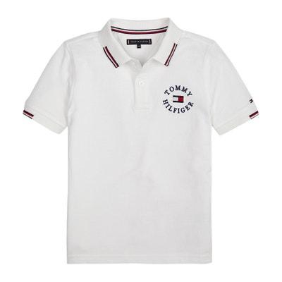 03e6da32ad77e7 TOMMY HILFIGER. T-shirt met lange mouwen en motief achteraan. 44,90 €. Polo  met korte mouwen, 12 - 16 jaar Polo met korte mouwen, 12 -