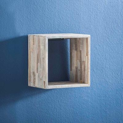 Cube Rangement Bois La Redoute