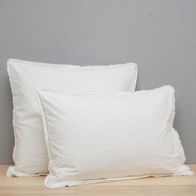oreiller 80x80 la redoute. Black Bedroom Furniture Sets. Home Design Ideas