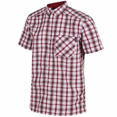 cc156a15c6a1cb Chemise à carreaux rouge | La Redoute
