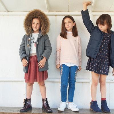 innovative design c2e8e 5e33a Abbigliamento trendy da bambina e ragazza | La Redoute