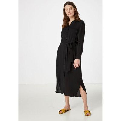 Longue Noire Redoute Robe FemmeLa Mi 4S5jqALRc3