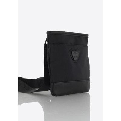 9e543daa18 Sac bandoulière noir, petit format NIMAL KAPORAL