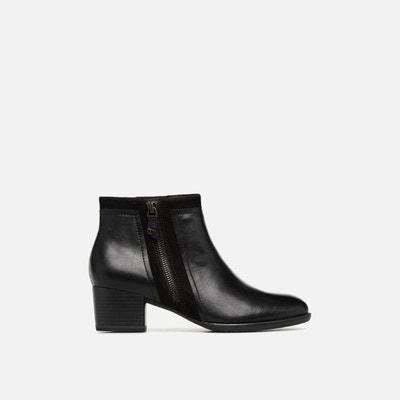 142d6992828 Boots cuir Akaria Boots cuir Akaria TAMARIS. «
