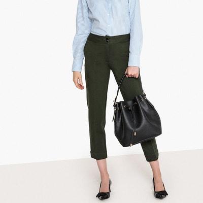 Viscose Pantalon Femme Redoute ElasthanneLa Polyamide Qdhtsr