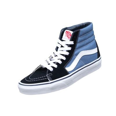 basket vans bleu femme