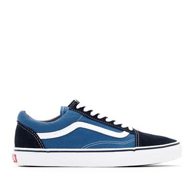 vans bleu clair femme