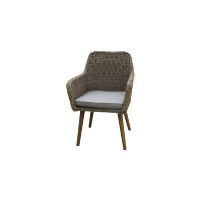 Chaise de jardin tressee | La Redoute