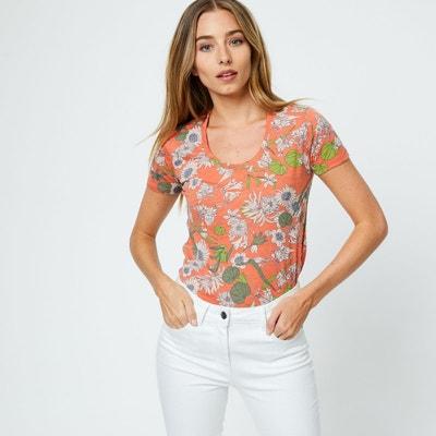 7c52e06cb5235 T-shirt femme MONOPRIX | La Redoute