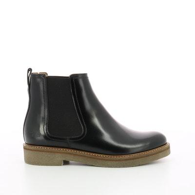 Leren boots Oxfordchic Leren boots Oxfordchic KICKERS