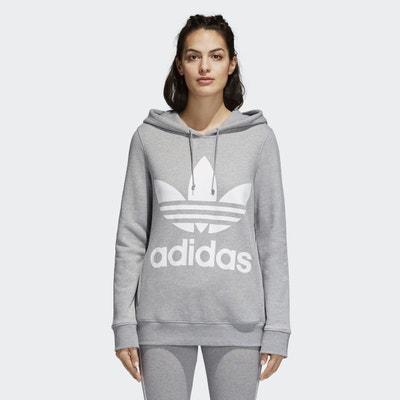 Sweat-shirt à capuche Trefoil Sweat-shirt à capuche Trefoil adidas Originals ed4ca92edf3