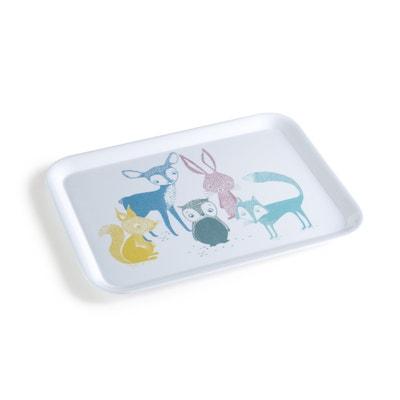 Hamnia Rectangular Children's Plate Hamnia Rectangular Children's Plate LA REDOUTE INTERIEURS