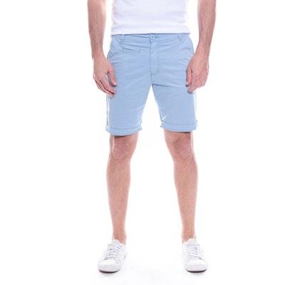 f0ad7fd7a32d1f Bermuda homme bleu turquoise   La Redoute