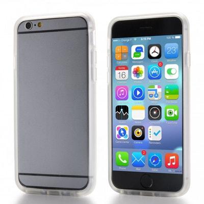 Bumper souple blanc pour Apple iPhone 6 4.7