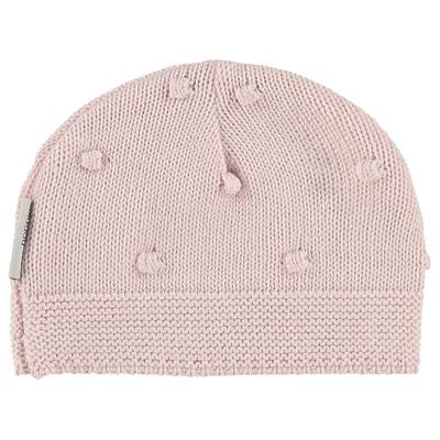 Bonnet crochet bebe en solde   La Redoute 89deff5850e