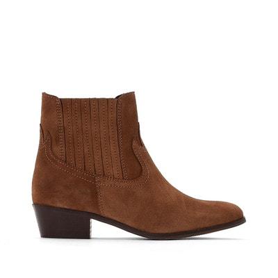 7951591bb37fa4 Boots, bottines femme en solde | La Redoute