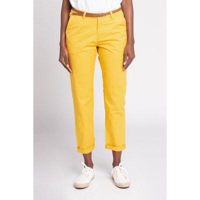 Pantalon chino uni Pantalon chino uni CACHE-CACHE 6a6689e2e15