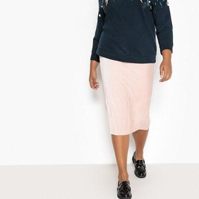 Tailleur jupe longue grande taille