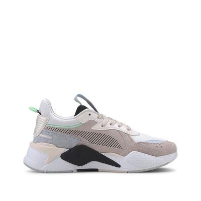 sneakers puma femme blanc