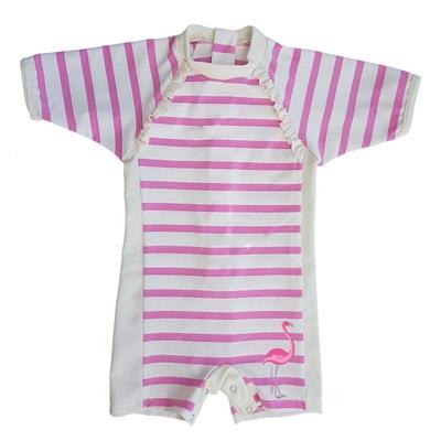 30654538c9eb5 Saint Trop Combinaison de plage maillot anti UV bébé fille Saint Trop  Combinaison de plage maillot