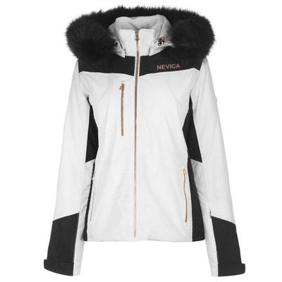 8e12718ed8e3 Ski veste imperméable capuche fourrure Ski veste imperméable capuche  fourrure NEVICA