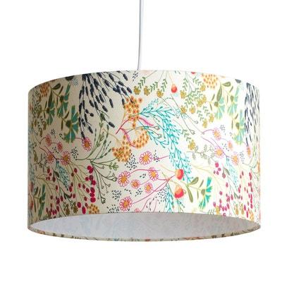 suspension luminaire tissu la redoute. Black Bedroom Furniture Sets. Home Design Ideas