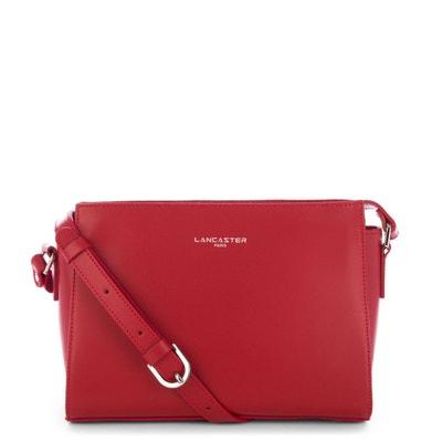 Petit sac en cuir rouge   La Redoute