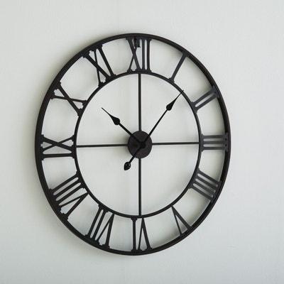 Horloge in metaal Zivos Horloge in metaal Zivos LA REDOUTE INTERIEURS
