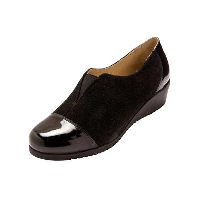 taille 7 pas de taxe de vente grande variété de modèles Chaussures noir brillante femme | La Redoute