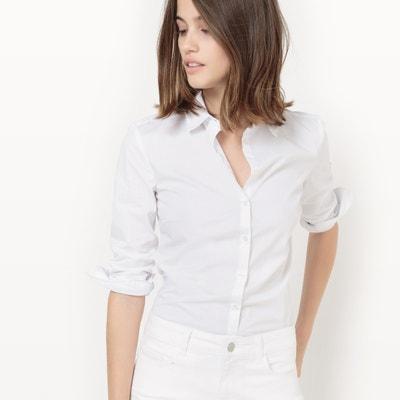 7245fc22867 Рубашка однотонная с длинными рукавами