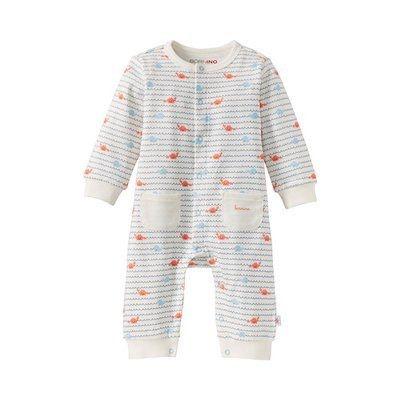 d7d4d4ba2c402 Bornino Combinaison tenues de nuit bébé pyjama bébé BORNINO