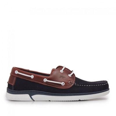 f5d2325ea578 Chaussures Bateau Cuir CASTELLANISIMOS
